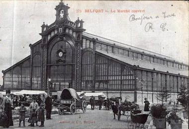 Belfort Markthalle